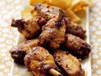Soy-Glazed Chicken Wings recipe