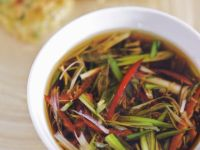 Soy Sauce and Spring Onion Dip recipe