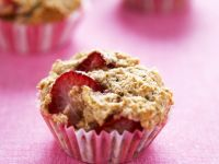 Soya and Fruit Cupcakes recipe
