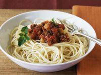 Spaghetti Bolognese recipe