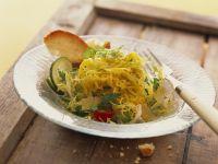Fruity Squash Salad recipe