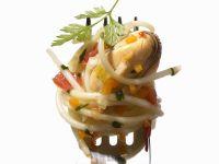Gourmet Seafood Pasta recipe