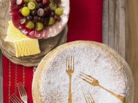Spanish Almond Cake recipe