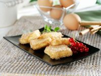 Spanish Fried Milk recipe