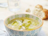 Spanish Ham and Cabbage Soup recipe