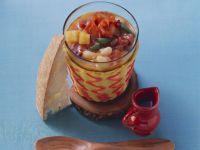 Spanish Mixed Bean Broth recipe