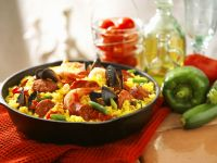 Spanish Rice Dish recipe