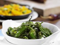 Spanish-Style Padrón Peppers recipe