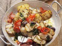 Spanish-style Potatoes recipe