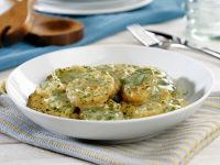 Spanish-style Potatoes in Sauce recipe