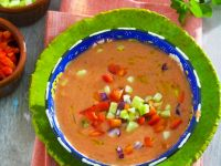 Spanish Tomato Bisque recipe