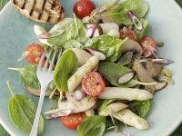 Asparagus tip Recipes