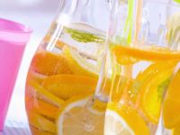 Sparkling Citrus Cooler recipe