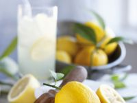 Sparkling Citrus Drink recipe
