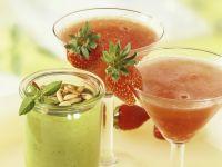 Sparkling Fruit Martini recipe