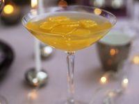 Sparkling Peach Cocktail recipe