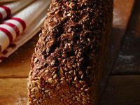 Spelt Bread with Nuts and Seeds recipe