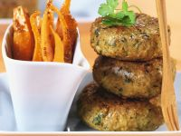 Spelt Patties with Carrots recipe