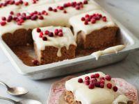 Spiced Loaf Squares recipe