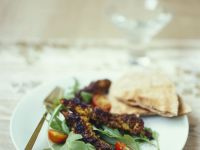 Spiced and Blackened Chicken Fillets recipe