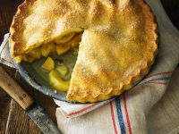 Spiced Apple Pie recipe