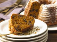 Spiced Autumn Bundt Loaf recipe