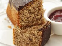 Spiced Cake with Chocolate recipe