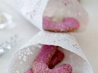 Spiced Candy Cane Cookies recipe