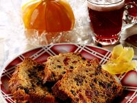 Spiced Cherry Beer Bread recipe