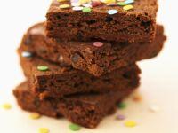 Spiced Cocoa Traybake recipe