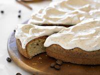 Spiced Coffee Sponge Cake recipe