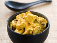 Spiced, Creamy Chicken Casserole recipe