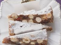 Spiced Fruit and Nut Cake recipe