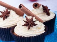 Spiced Gingerbread Cupcakes recipe