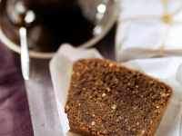 Spiced Hazelnut Loaf Cake recipe