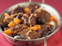 Spiced Lamb Casserole recipe