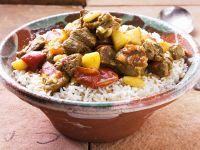 Spiced Lamb Stew recipe