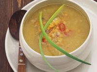 Spiced Lentil Soup recipe