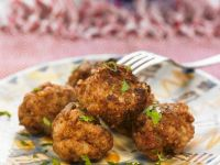 Spiced North African Boulettes recipe
