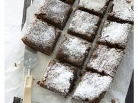 Spiced Nut Squares recipe