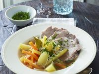 Spiced Pork with Potatoes and Root Vegetables recipe