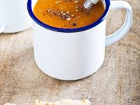 Spiced Root Vegetable Veloute recipe