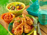 Spiced Spanish-style Chicken recipe