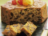 Spiced Square Loaf Cake recipe