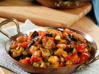 Spiced Stewed Vegetables recipe