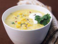 Spiced Sweetcorn Chowder recipe