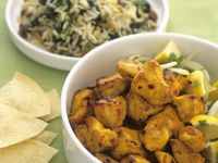 Spiced Tandoori Chicken Cubes recipe