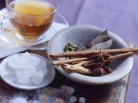 Spiced Tea and Rum Punch recipe