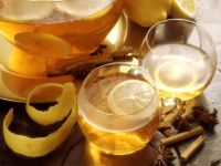 Spiced Tea with Lemon recipe