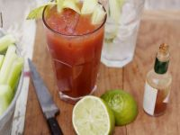 Spiced Tomato and Fruit Mocktail recipe